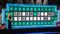 'Wheel Of Fortune' Contestant -- I'd Like to Solve the Puzzle ... I GOT SCREWED!