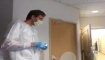 Dirk Nowitzki -- EPIC SHOWDOWN at Children's Hospital