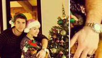 Miley Cyrus, Liam Hemsworth -- Married?