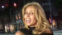 'Real Housewives' Star Faye Resnick Contacts Police Over Dangerous Threats