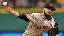 Giants Pitcher Sergio Romo -- BUSTED at Vegas Airport