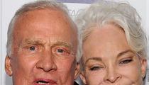Buzz Aldrin -- Officially Divorced