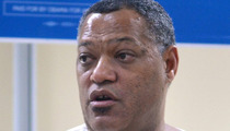 Laurence Fishburne -- Alleged Stalker Tries to Evict Actor