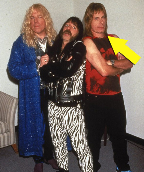 "Christopher Guest is best known for playing the metal playing Nigel Tufnel in the 1984 mockumentary ""This Is Spinal Tap."""