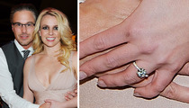 Britney Spears Returns Engagement Ring to Jason Trawick