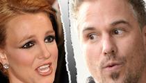 Britney Spears & Jason Trawick -- SPLIT