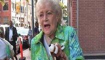 Betty White -- Cougar!