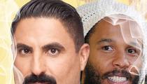 'Shahs of Sunset' Star Reza Farahan -- I Sold Ziggy Marley a $1.1 Million Joint