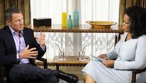 Lance Armstrong vs. Oprah -- Time to Start Peddling ... Booze