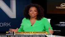 Oprah Winfrey -- Holding Back About Lance Armstrong Confession