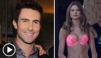 Adam Levine -- My Victoria's Secret Girlfriend Behati Prinsloo Is Hotter Than Yours
