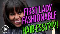 Michelle Obama -- Big Bangs Theory