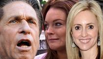Lindsay Lohan's New Lawyer Has NEVER Met His Sponsor