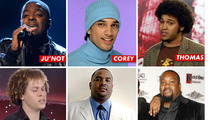 'American Idol' -- Accused of RACISM by 9 Black Ex-Contestants