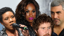 'American Idol' Finalists -- The Show Is NOT RACIST