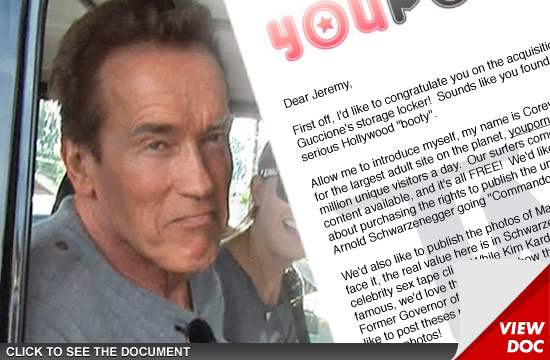 Arnold schwarzenegger Pornos