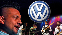Sean Paul -- Big Up to VW Ad!! White Jamaican Guy is Funny, NOT Racist