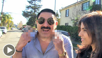 'Shahs of Sunset' Star Reza Farahan -- 49ers Will LOSE Super Bowl Thanks to Anti-Gay Teammate