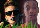 Justin Bieber -- More Weed. More Problems.