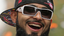 Giants Pitcher Sergio Romo -- Won't Be Prosecuted In Vegas Airport Bust