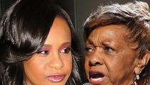 Whitney Houston's Daughter Bobbi Kristina Blasts Cissy Houston: Don't Buy Her Book!