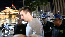 Police to Joe Flacco -- Don't Worry, We Got Your Back!!