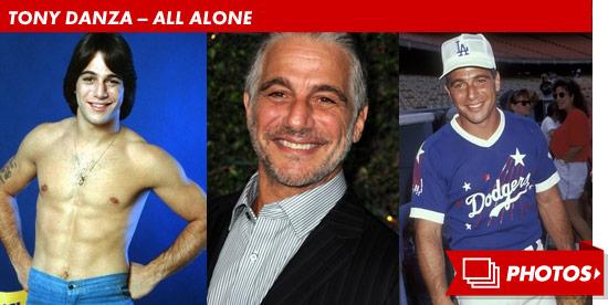 Tony Danza Divorced Officially The Boss Of Himself Tmzcom