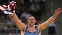 USA Wrestling Legend Rulon Gardner -- Furious After Wrestling DROPPED from Olympic Games