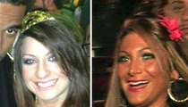 Fake 'Jersey Shore' Flasher -- I'm Sorry, Deena Cortese ... From the Bottom of My 'D' Cups