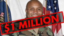 Chris Dorner $1 Million Reward -- Big Loophole