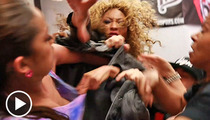 'Love & Hip Hop' Star Erica Mena -- HUGE CHICK FIGHT ... Caught on Tape