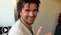 Juanes -- The Biggest, Hugest, Giantest Video ... Ever!