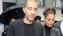 Janet Jackson -- No, I'm Not Engaged ... I'M MARRIED!