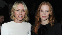 Naomi Watts vs. Jessica Chastain -- Who'd You Rather?