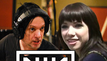 Nine Inch Nails Drummer Chris Vrenna -- 'Call Me Maybe' Mash-Up Is an Insult to Our Music