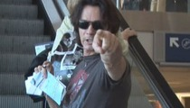 Rick Springfield -- Arrested for Blowing Off Court Date