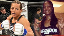 Transgender MMA Fighter Should Be Banned from Sport ... Says Next Opponent