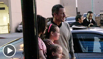 Lance Armstrong Returns to Hollywood -- I'm Back in the Spotlight, Baby!!