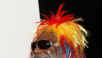 George Clinton Divorce -- Wife Fires Back ... Pay the Funk Up!