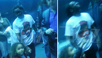 Lil Wayne -- All Smiles with Son ... Days Before Seizure Attacks