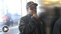 Ice Cube -- The Atlanta Hawks Are DIRTY CHEATERS!!!