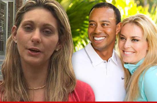 Tiger Woods Ex Mistress I Bet Hes Already Cheating On Lindsey