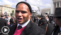 Baltimore Ravens Star Brendon Ayanbadejo Stands Strong On Prop 8