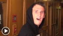 Sean Penn's Son RAMS Photog -- F*** You N***er