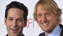 Paul Rudd vs. Owen Wilson: Who'd You Rather?