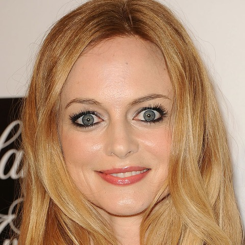 Heather Graham!