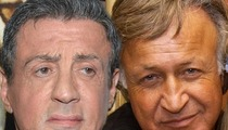 """Contractor Claims Sylvester Stallone Threatened """"To Blow My Head Off"""""""