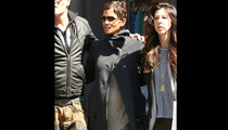 Pregnant Halle Berry -- Introducing Her Baby Bump