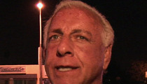Ric Flair -- Surprise WWE Appearance Days After Son's Funeral