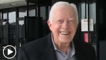 Jimmy Carter -- I'm Not a Huge Fan of Smooth Nuts